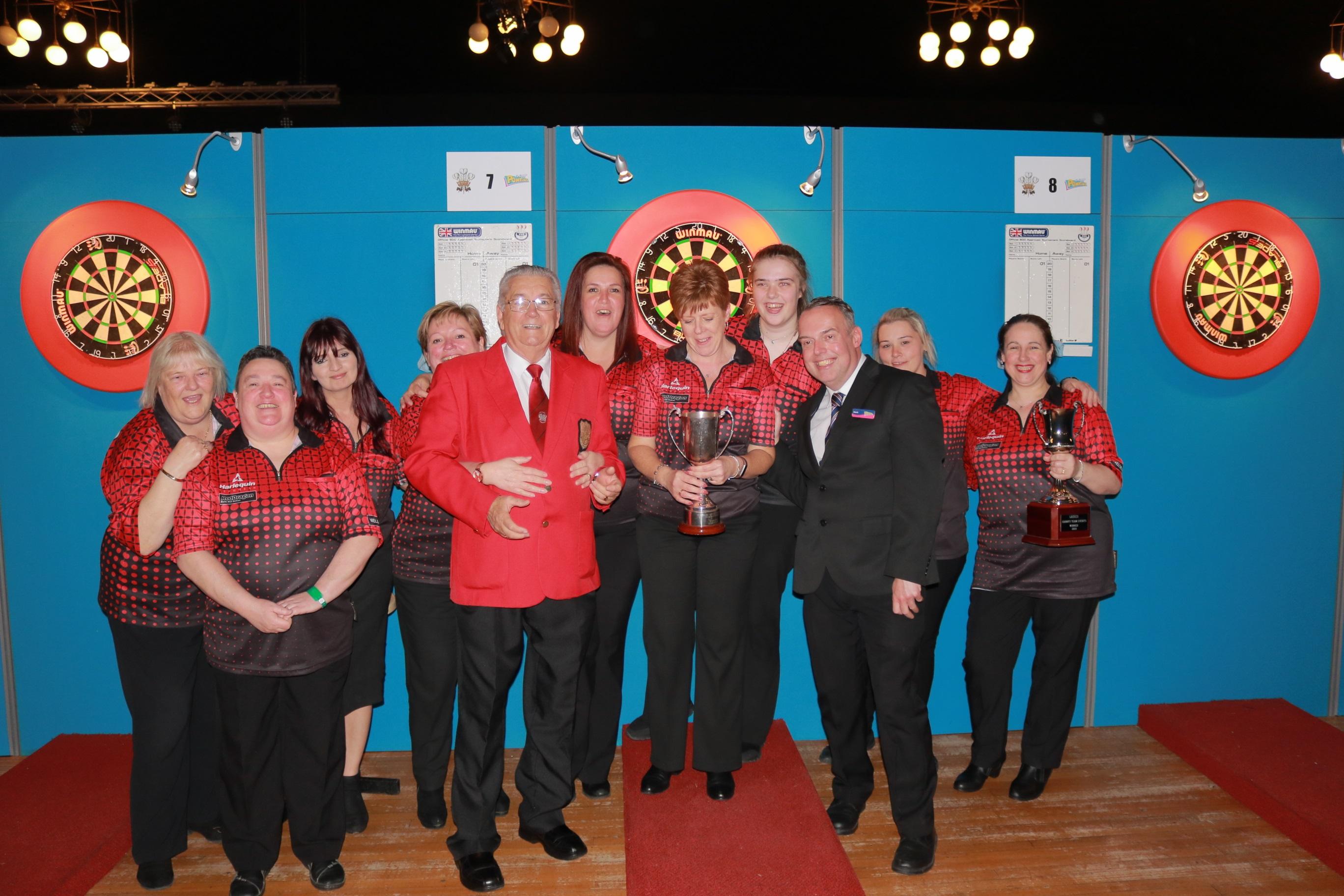 Welsh Darts Organisation - Home